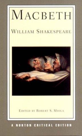 9780393977868: Macbeth (Norton Critical Editions)