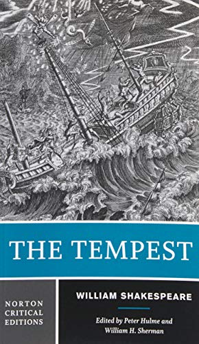 9780393978193: Tempest: Sources and Contexts, Criticism, Rewritings and Appropriations (Norton Critical Editions)