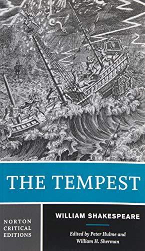 9780393978193: The Tempest (Norton Critical Editions)