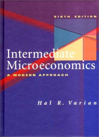 9780393978308: Intermediate Microeconomics: A Modern Approach