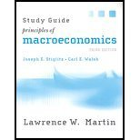 9780393978339: Principles of Macroeconomics: Study Guide