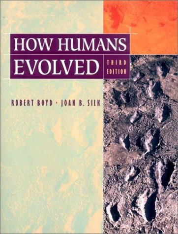 9780393978544: How Humans Evolved