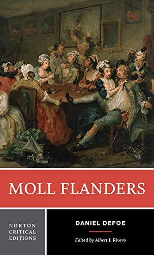 criticism of moll flanders essay Moll flanders: themes three recurring themes in moll flanders by daniel defoe are greed, vanity, and repentance theme is defined as an underlying or essential subject of artistic representation.