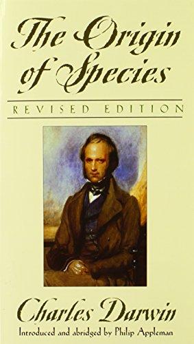 9780393978674: The Origin of Species (Revised Edition)
