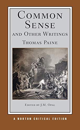 9780393978704: Common Sense and Other Writings (Norton Critical Editions)