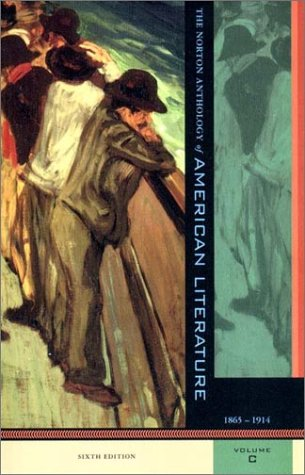 9780393978995: The Norton Anthology of American Literature: 1865-1914