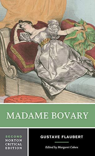 9780393979176: Madame Bovary: Contexts, Critical Reception (Norton Critical Editions)