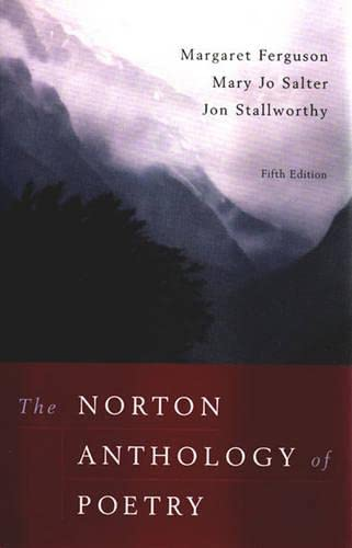 9780393979206: The Norton Anthology of Poetry