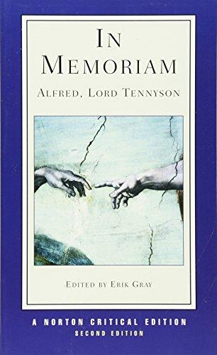 In Memoriam: Alfred Lord Tennyson