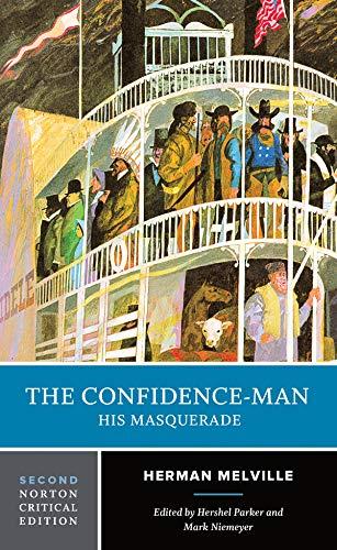 9780393979275: The Confidence-Man: His Masquerade: 0