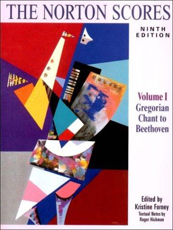 9780393979459: The Norton Scores: v.1: An Anthology for Listening: Vol 1
