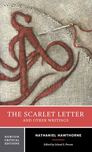 9780393979534: The Scarlet Letter and Other Writings: Authoritative Texts, Contexts, Criticism (Norton Critical Editions)