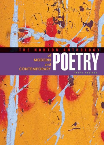 9780393979787: The Norton Anthology of Modern and Contemporary Poetry (Third Edition) (Vol. Two-Volume)