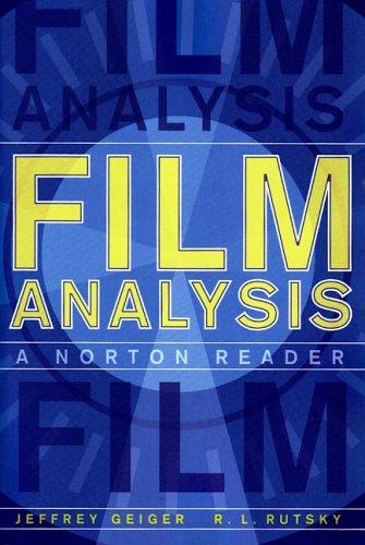 9780393979831: Film Analysis: A Norton Reader
