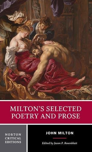 9780393979879: Milton's Selected Poetry and Prose (Norton Critical Editions)