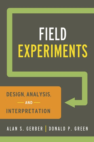 9780393979954: Field Experiments: Design, Analysis, and Interpretation