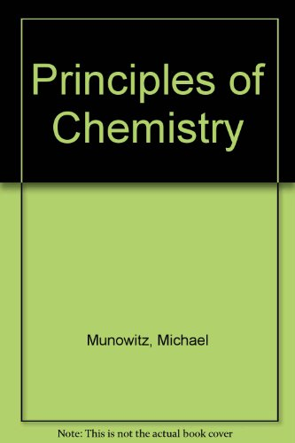 9780393989182: Principles of Chemistry