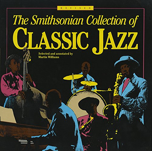 Smithsonian Collection of Classic Jazz (0393993426) by Williams, Martin