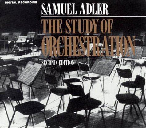 9780393993905: The Study of Orchestration