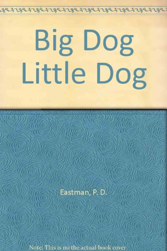 9780394129679: Big Dog Little Dog