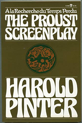 A la Recherche du Temps Perdu: The: Pinter, Harold