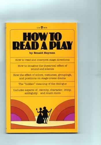 9780394170220: How to Read a Play