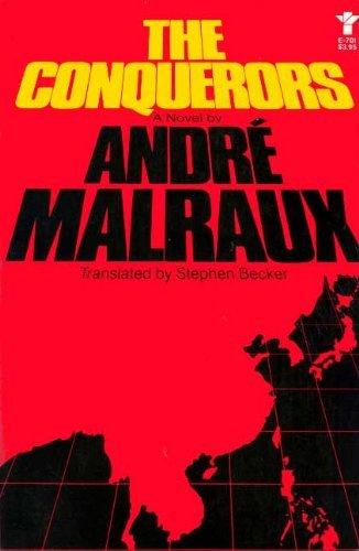 9780394170237: The Conquerors: A Novel