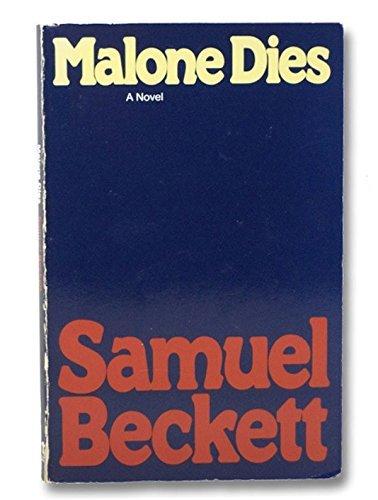 9780394170282: Malone Dies