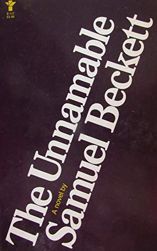 9780394170305: The Unnamable