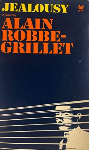 Jealousy: A Novel, Robbe-Grillet, Alain