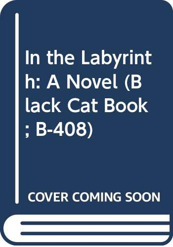 In the Labyrinth: A Novel (Black Cat: Robbe-Grillet, Alain