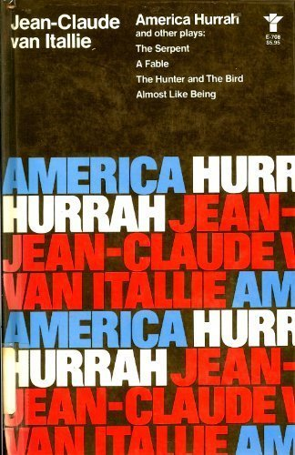 9780394170398: America Hurrah and Other Plays