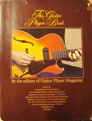 9780394170459: The Guitar Player Book