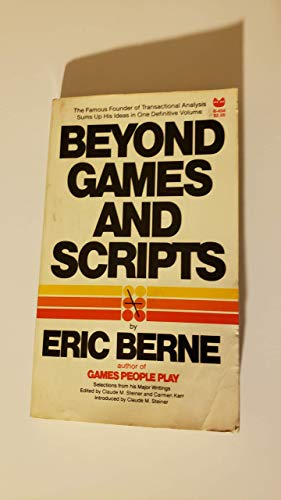 9780394170473: Beyond Games and Scripts