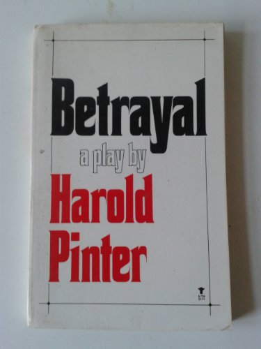 9780394170848: Betrayal: A Play