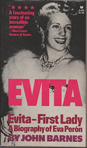 9780394170879: Evita - First Lady: A Biography of Eva Peron