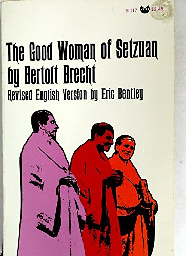 9780394171098: The Good Woman of Setzuan: Revised English Version (English and German Edition)