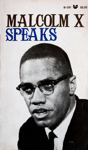 9780394171142: Malcolm X Speaks: Selected Speeches and Statements (Black Cat Books)