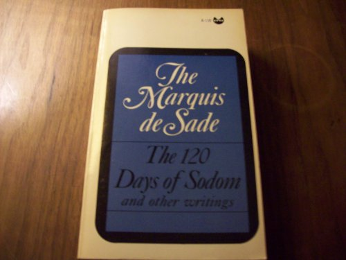 9780394171197: The 120 Days of Sodom and Other Writings