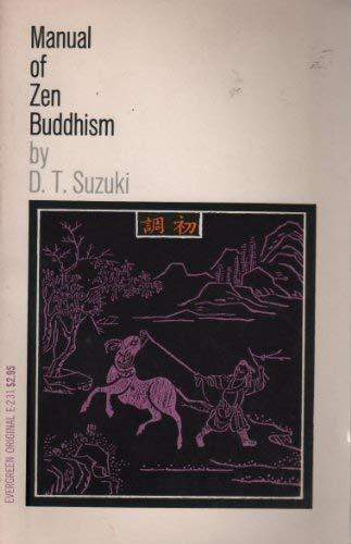 Manual of Zen Buddhism: Suzuki, Daisetz Teitaro