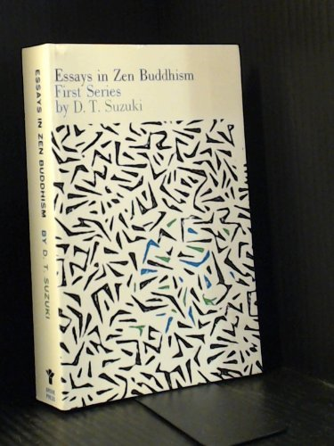 essays zen buddhism by suzuki abebooks