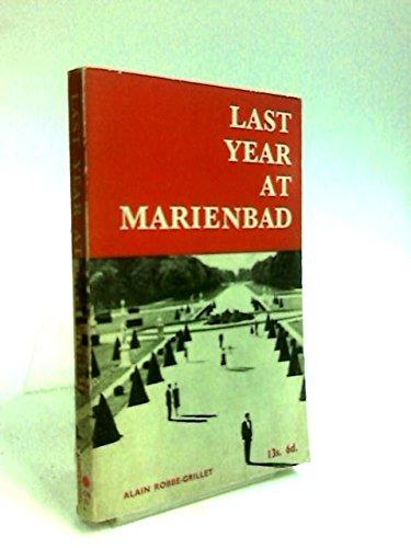 9780394172347: Last Year at Marienbad