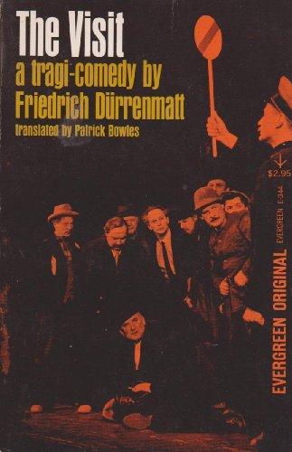 Visit: Durrenmatt, Friedrich