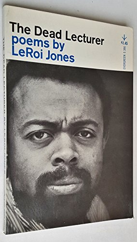 9780394172477: The Dead Lecturer; Poems, by Leroi Jones