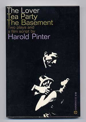 9780394172637: The Lover, Tea Party, the Basement, Two Plays and a Film Script