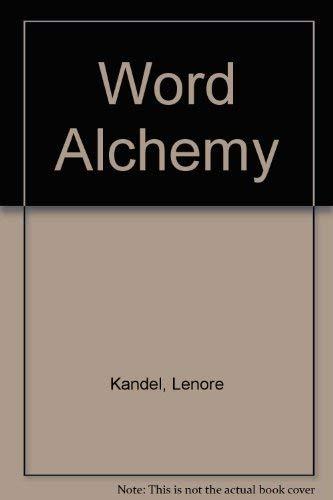9780394173030: Word Alchemy