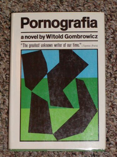 Pornografia: Witold Gombrowicz