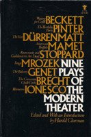 9780394174112: Nine Plays of the Modern Theater
