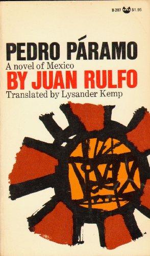 9780394174464: Pedro Paramo (Black Cat Books)
