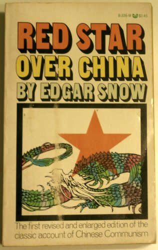 9780394174730: Red Star Over China